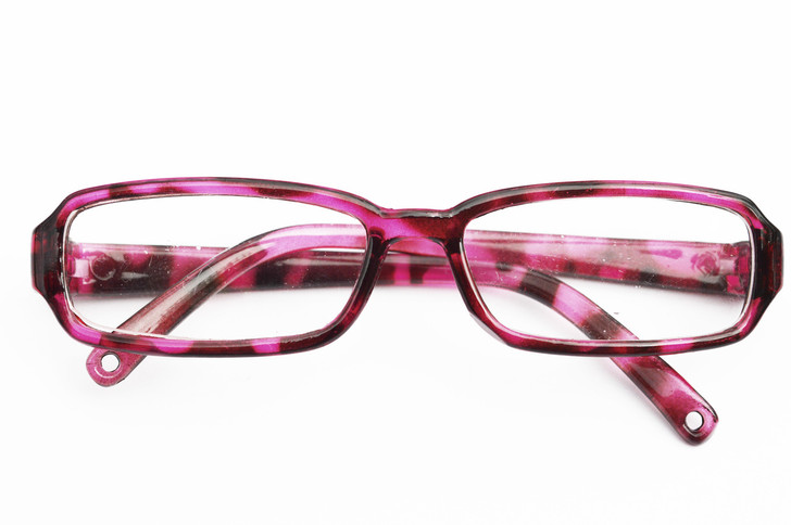 My Brittany's Pink Tortoise Shell Glasses for American Girl Dolls