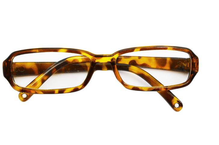 My Brittany's Modern Tortoise Shell Glasses for American Girl Dolls