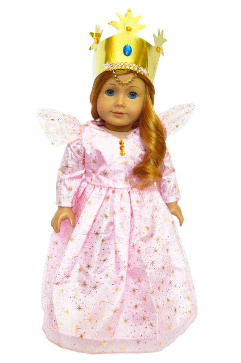 My Brittany's Glenda  Good Witch Costume for American Girl Dolls