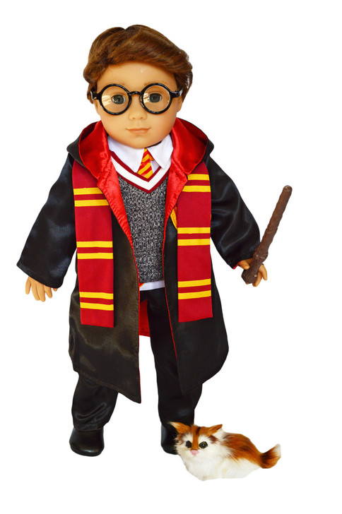 Harry Potter Outfit for American Girl Boy Dolls