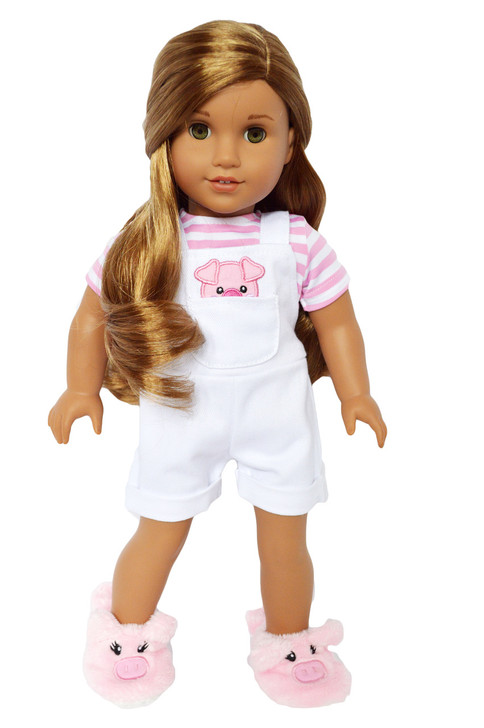 My Brittany's Little Piggy Outfit for American Girl Dolls