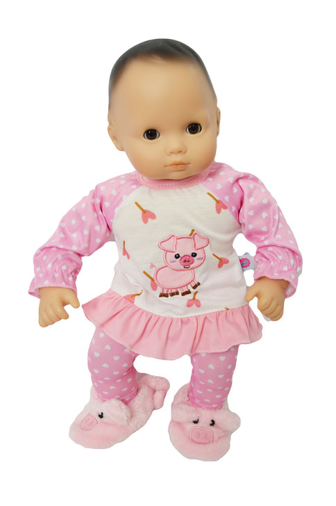 My Brittany's Little Piggy Pjs for Bitty Baby Dolls and Bitty Twin Dolls