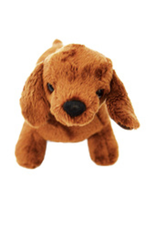 Dachshund Puppy Dog  for American Girl Dolls, Our Generation Dolls and My Life as Dolls