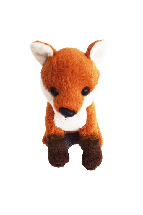 Mini Woodland Fox Critter for American Girl Dolls, Our Generation Dolls and My Life as Dolls