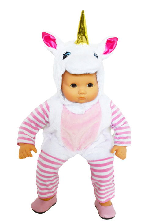 My Brittany's Unicorn Dress Up For Bitty Baby Dolls- 15 Inch Baby Doll Clothes