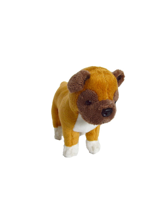 8 Inch Boxer Puppy Dog for American Girl Dolls