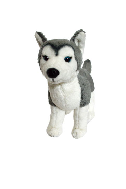 Husky Plush Puppy Dog for American Girl Dolls