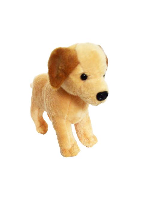 8 Inch Yellow Labrador Retriever for American Girl Dolls