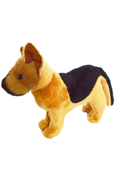 8 Inch German Shepherd Puppy Dog for American Girl Dolls