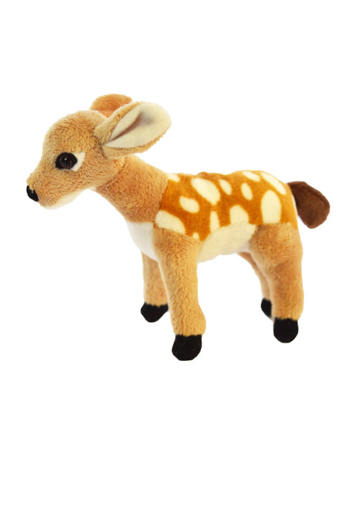 Mini Plush Fawn Compatible with 14-18 Inch Dolls
