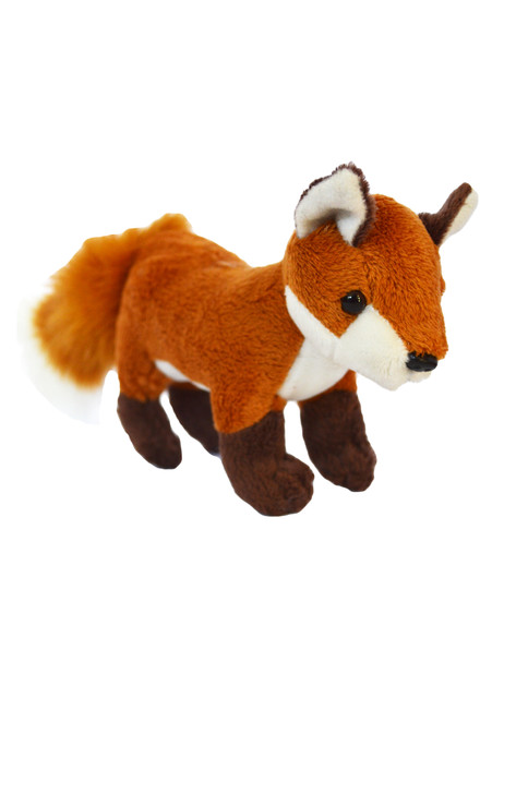 Mini Woodland Fox Perfect for 18 Inch American Girl Dolls and 14 Inch Wellie Wisher Dolls