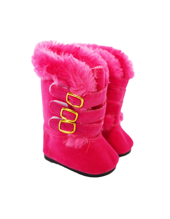 Coming Soon Modern Pink Boots Fits American Girl Dolls and My Life as Dolls
