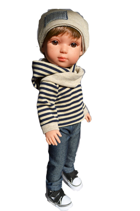 Coming Soon 14 Inch Lorelei and Friends ­™ Boy Outfit