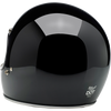 Biltwell Inc Biltwell - Gringo Helmet - Gloss Black