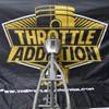 Throttle Addiction Wassell Peanut Motorcycle Gas Tank - Deep Tunnel