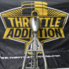Throttle Addiction Narrow Axed Motorcycle Gas Tank