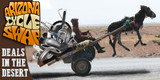 Arizona Cycle Swap: You're Gonna Need a Bigger Donkey