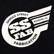 Spruce St. Fabrication