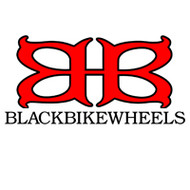 Black Bike Wheels