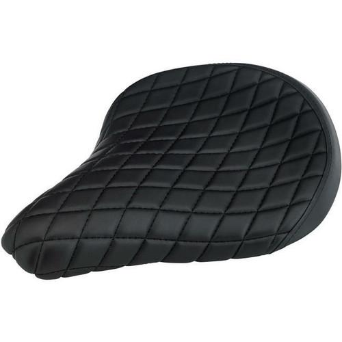 Biltwell Solo Seat - Black Diamond