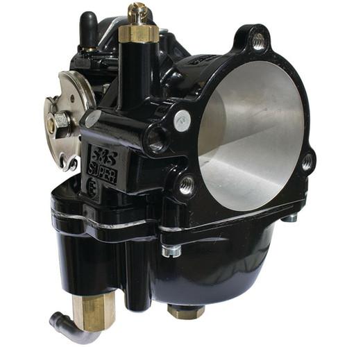 SandS SandS Cycle - Super E Shorty Carburetor - Black