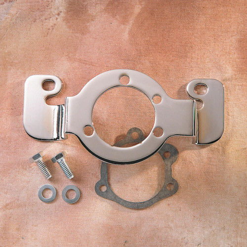 Drag Specialties Drag Specialties - Chrome Air Cleaner Support Bracket - 1984-1989 Big Twin Evolution