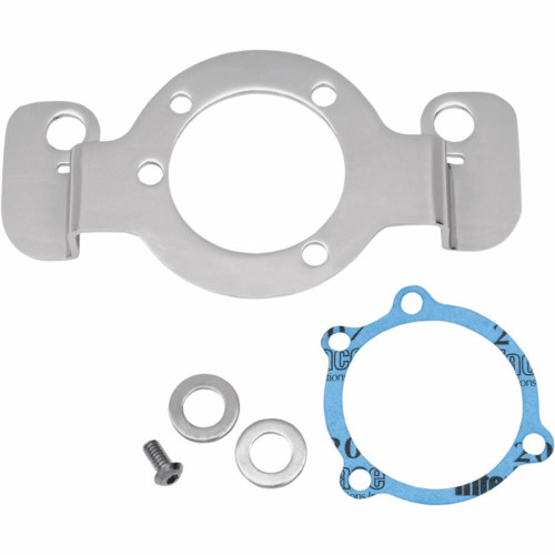 Drag Specialties Drag Specialties - Chrome Air Cleaner Support Bracket - 2007 - 2017 Sportster
