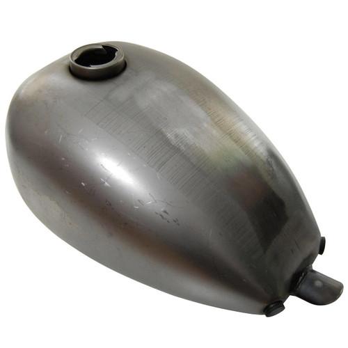 Throttle Addiction Frisco Wassell Peanut Style Gas Tank