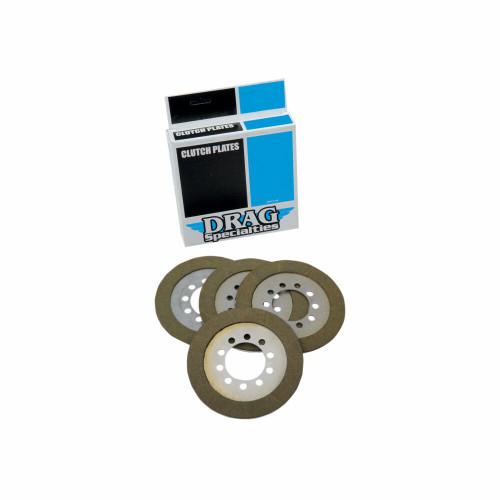 Drag Specialties Kevlar Clutch Friction Plates Big Twin 1941-1967