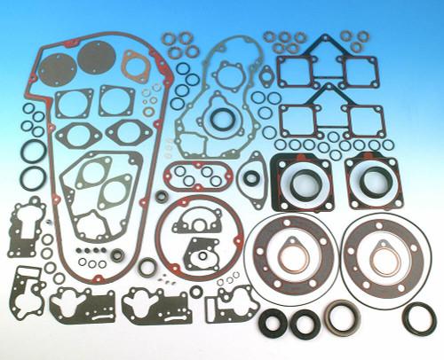 James Gasket James Gasket - Complete Fire Ring Shovelhead Gasket Kit - OEM #17029-70 - 1966-1984