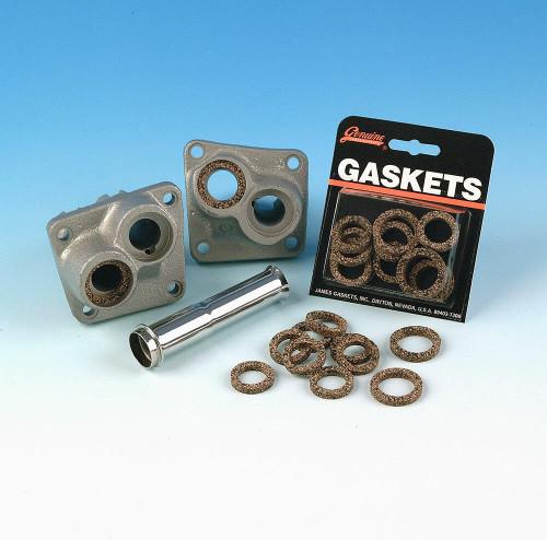 James Gasket James Gasket - Pushrod Tube Cork Seals- 1948-1979 Panhead Shovelhead