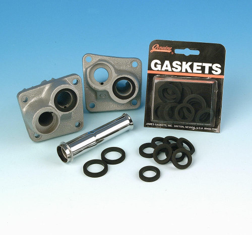 James Gasket James Gasket - Rubber Pushrod Tube Seals - 1948-1979 Panhead Shovelhead