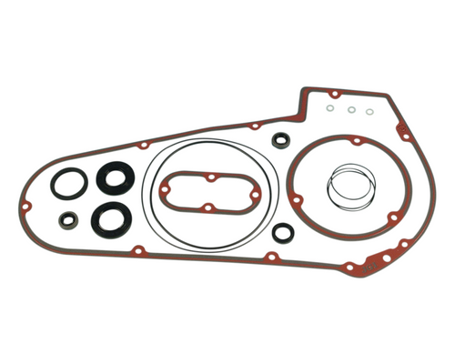 James Gasket James Gasket - Primary Gasket, Seal and O-Ring Kit FXWG, Softail - 1965-1988