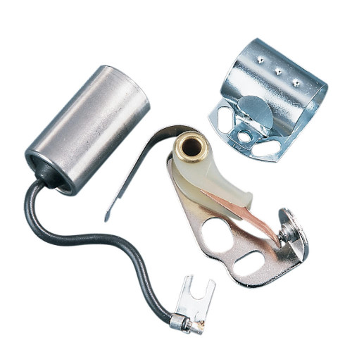 Drag Specialties Drag Specialties - Points and Condenser Kit Harley- 1948-1969