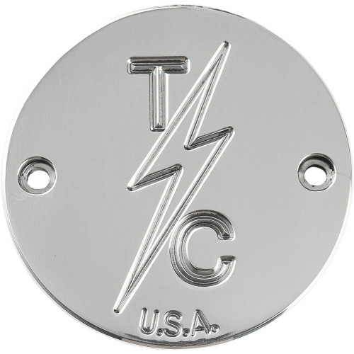 Thrashin Supply Thrashin Supply - 2-Hole Points Cover - Polished