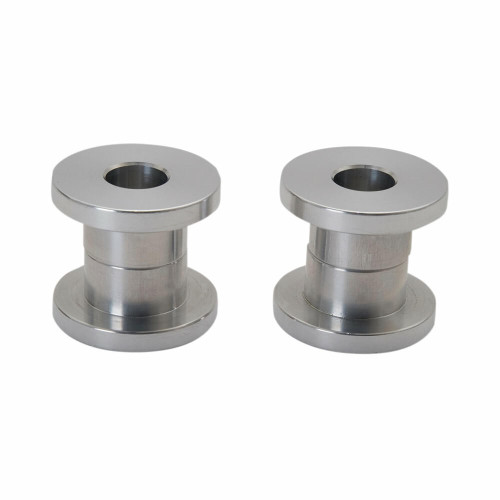 Speed Merchant Speed Merchant - 1 Solid Riser Bushings For 18 Up Softail - Machined
