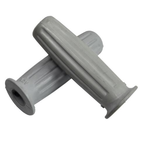 Amal 7/8 Amal Style Grips - Grey