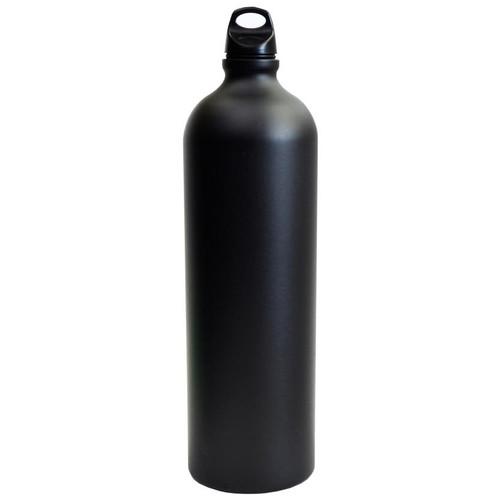 Throttle Addiction Fuel Reserve Bottle - 1.5 Liter - Black