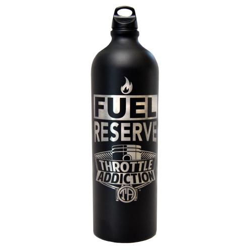 Throttle Addiction Fuel Reserve Bottle - 1.5 Liter - Throttle Addiction
