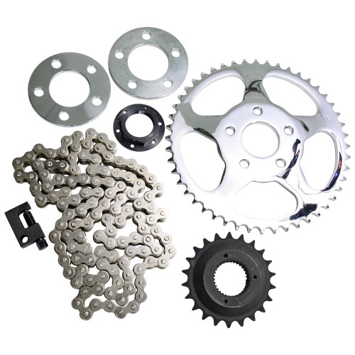 VTwin MFG Sportster Chain Drive Conversion Kit - 2000-2006