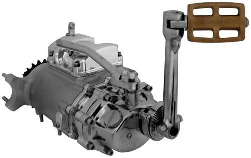 Harddrive Parts Baker - Shovelhead 6 in 4 speed Overdrive Transmission - Raw