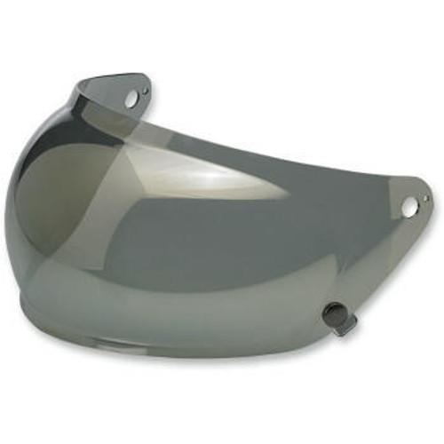 Biltwell Inc Biltwell - Gringo S Gen 2 Helmet Bubble Shield - Gold Mirror