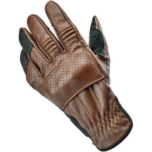 Biltwell Inc Biltwell - Borrego Gloves - Chocolate