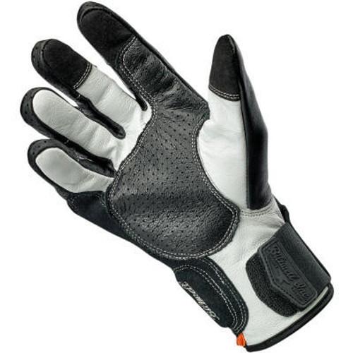 Biltwell Inc Biltwell - Borrego Gloves - Black/Cement