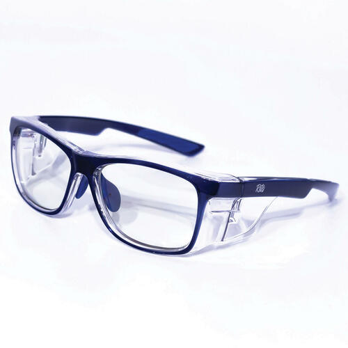 Rets Rets Glasses - Remy Z87 Motorcycle Riding Glasses - Midnight Blue