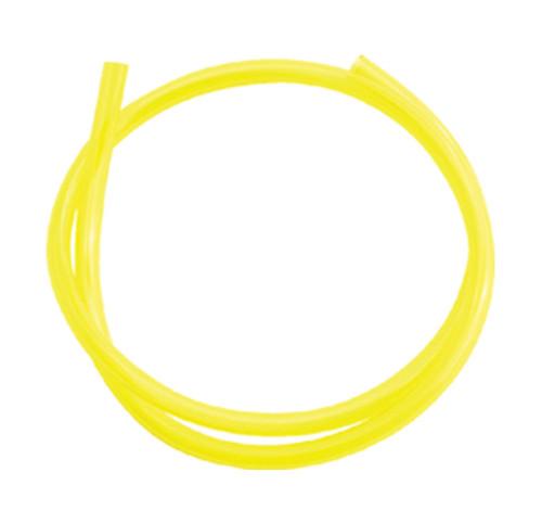 Throttle Addiction 1/4 Yellow Translucent Fuel Line