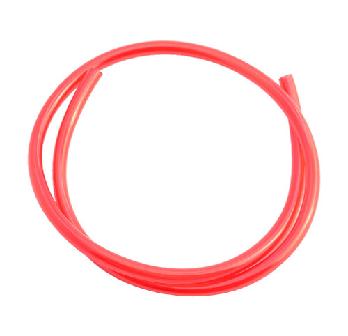 Throttle Addiction 1/4 Red Translucent Fuel Line
