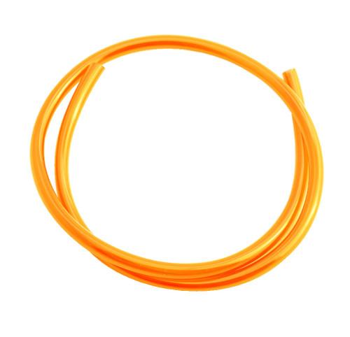 Throttle Addiction 1/4 Orange Fuel Line