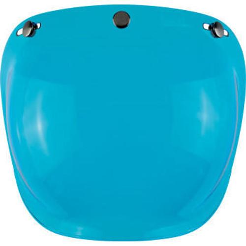 Biltwell - Anti Fog Bubble Shield - Blue