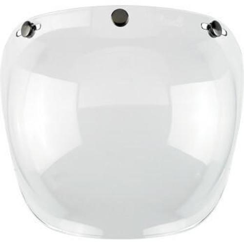 Biltwell - Anti Fog Bubble Shield - Clear